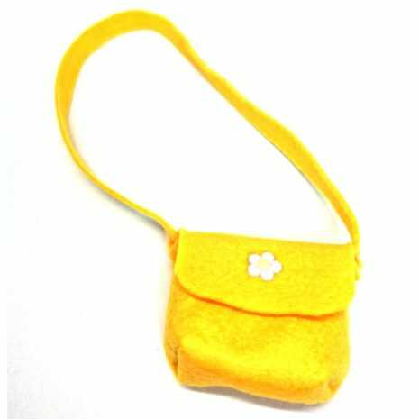 Yellow Satchel