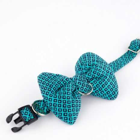 Dog_collar_-_turquoise_detachable_big_bow_-_2_ukg605