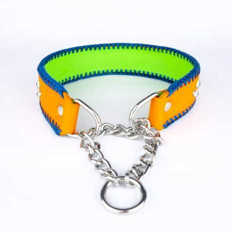The_Colour_Wheel_leather_choke_collar_for_big_dogs_-_2_1_b07soj